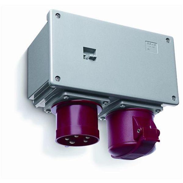 ABB 2CMA168127R1000 Bodtilkoblingsboks IP44, spolesikker termoplast