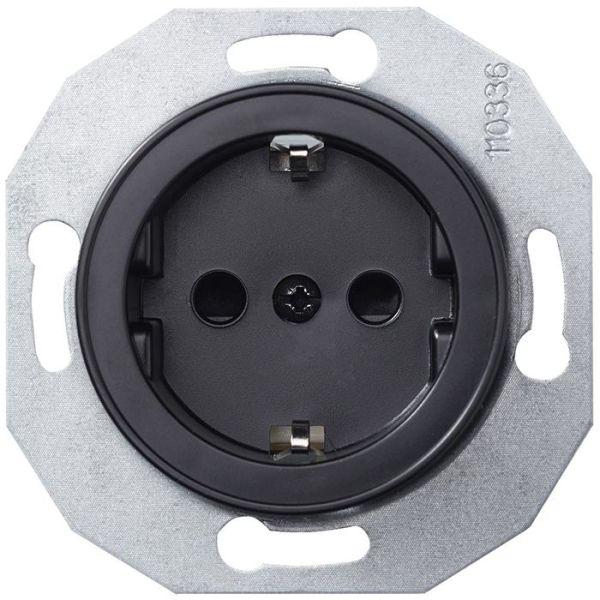 Schneider Electric Renova WDE011303 Seinäpistorasia ilman kehystä, maadoitettu, 1-osainen