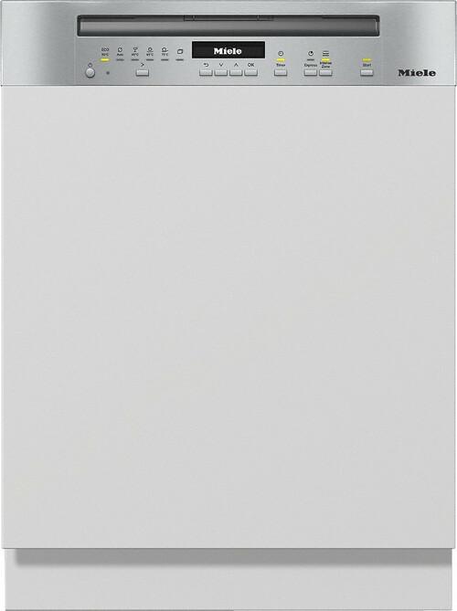 Miele G7100sciclst Underbygg. Diskmaskin - Vit