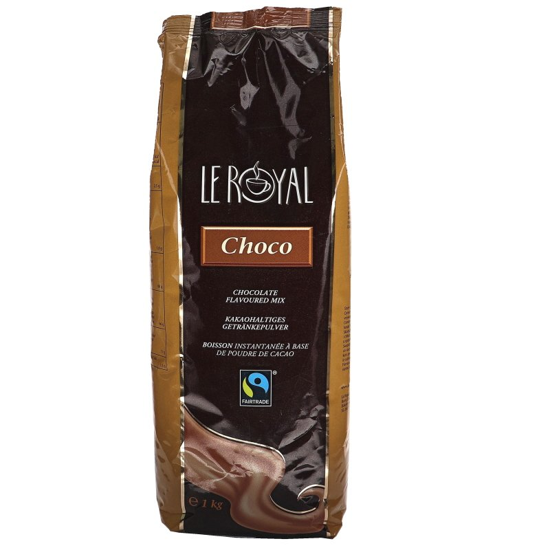 Choklad-pulver Fairtrade 1 kg - 51% rabatt