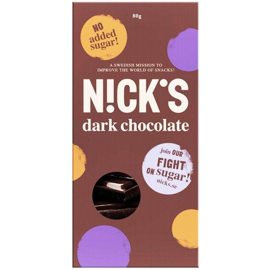 Mörk Choklad 80g - 52% rabatt