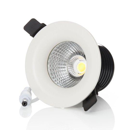 Arcchio Fortio -LED-uppovalaisin 3 000 K, 30°