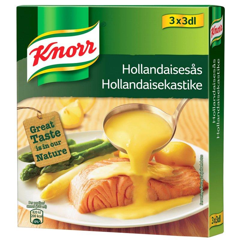 Hollandaisekastike 3kpl - 30% alennus