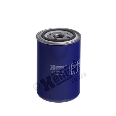 Polttoainesuodatin HENGST FILTER H17WK04