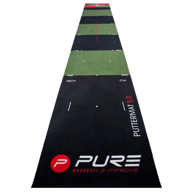 vidaXL Puttningsmatta för golf 500x65 cm