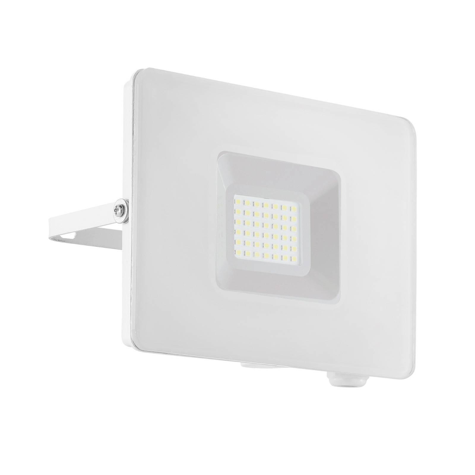 LED-kohdevalaisin ulos Faedo 3, valkoinen, 30 W