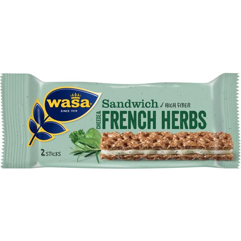 Sandwich French Herbs - 6% alennus