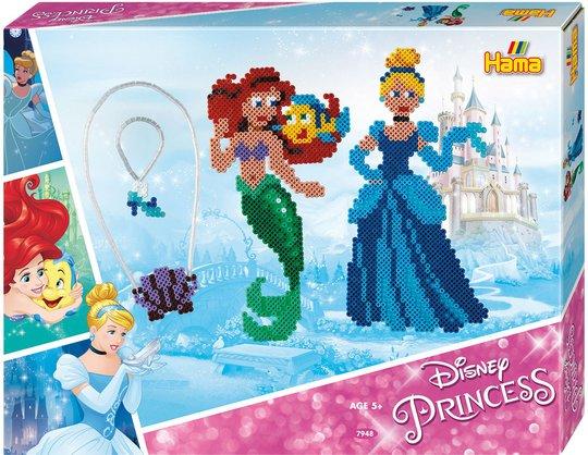 Hama Midi Gaveeske Disney Princess 4000 stk