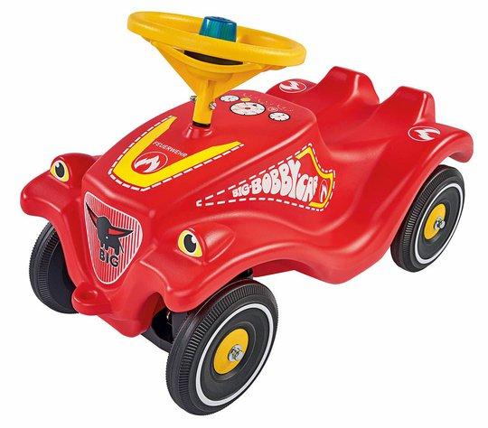 BIG Bobby Car Classic Brannbil