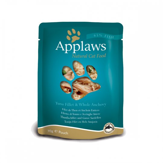 Applaws Cat Tuna & Anchovy