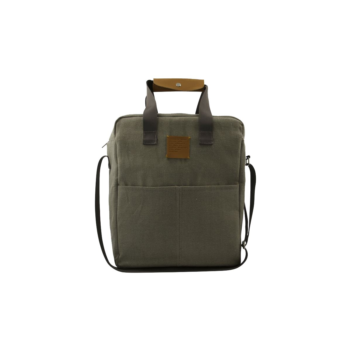 House Doctor - Cooling Picnic Bag - Army Green (210850101)