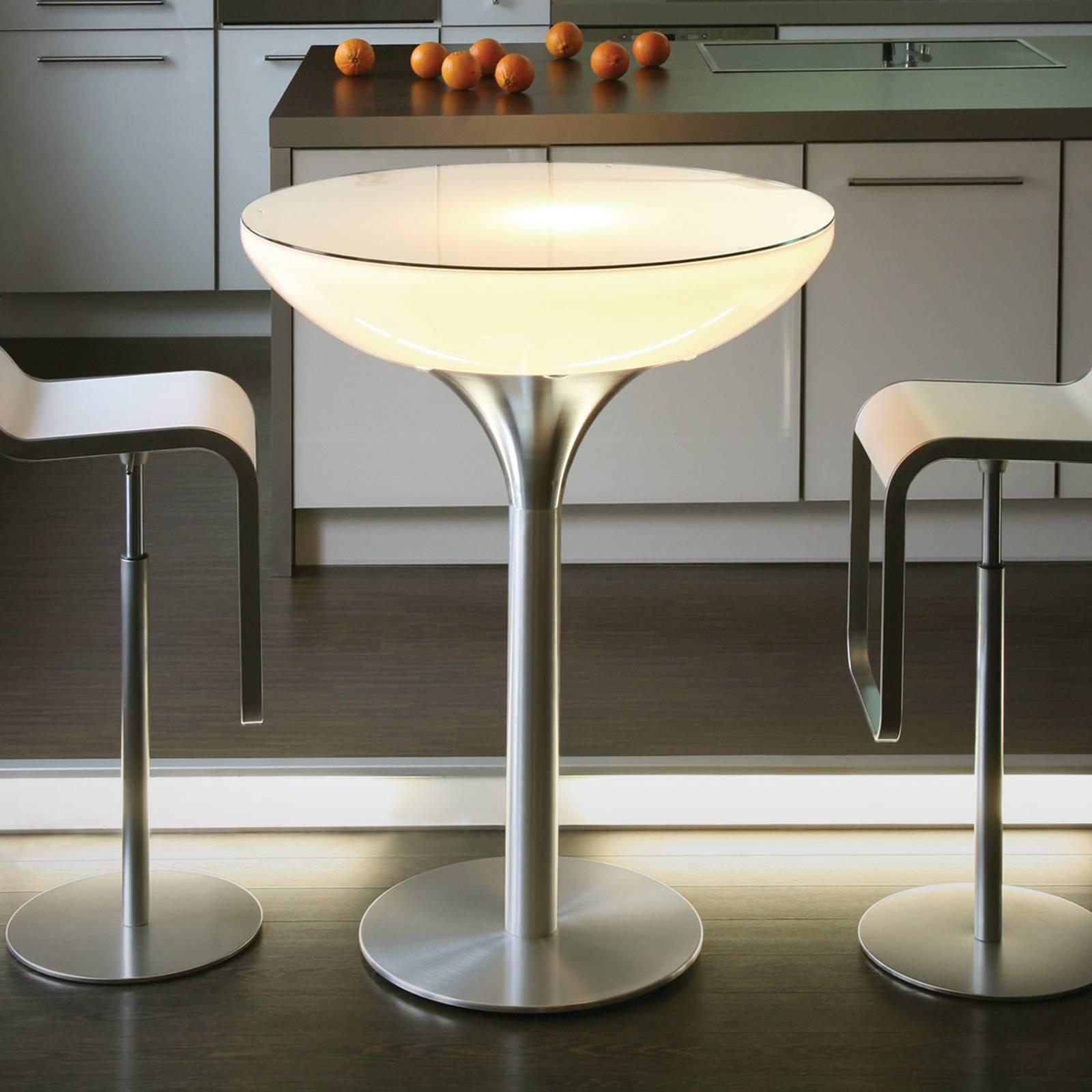 Valopöytä Lounge Table Indoor, 105 cm
