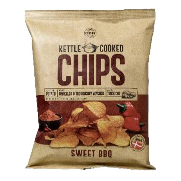 Kettle Cooked Sweet BBQ 150g