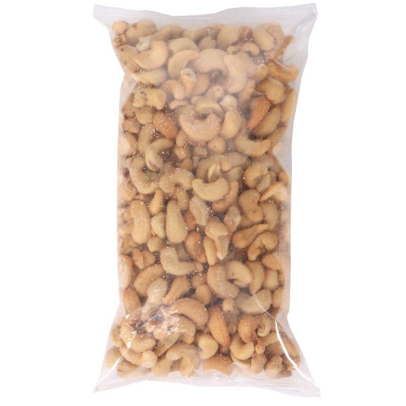 Cashewnötter Rostade Saltade - 24% rabatt