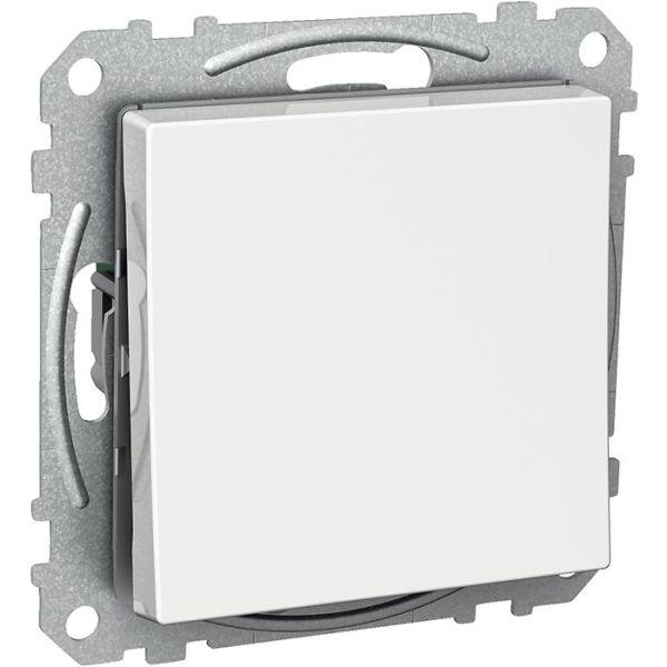 Schneider Electric Exxact WDE002222 Kytkin nelikulmainen keinuvipu, ruuviliitännällä, tr