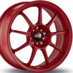 OZ Alleggerita HLT Red 7x17 4/100 ET30 B68
