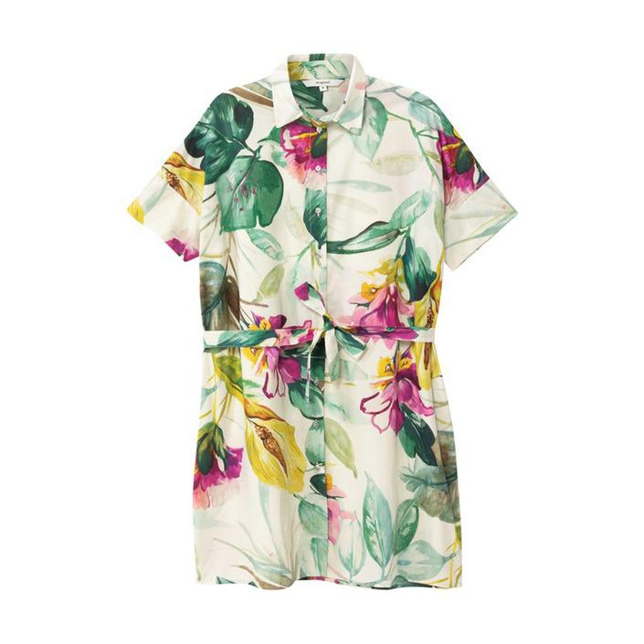 Desigual Women's Dress Green 203956 - green S