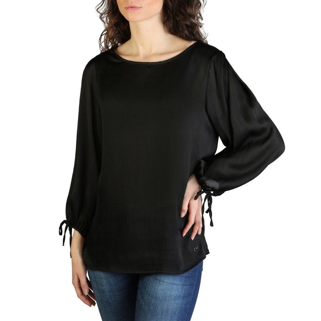 Yes Zee Women's T-Shirt Black C402_HT00 - black S