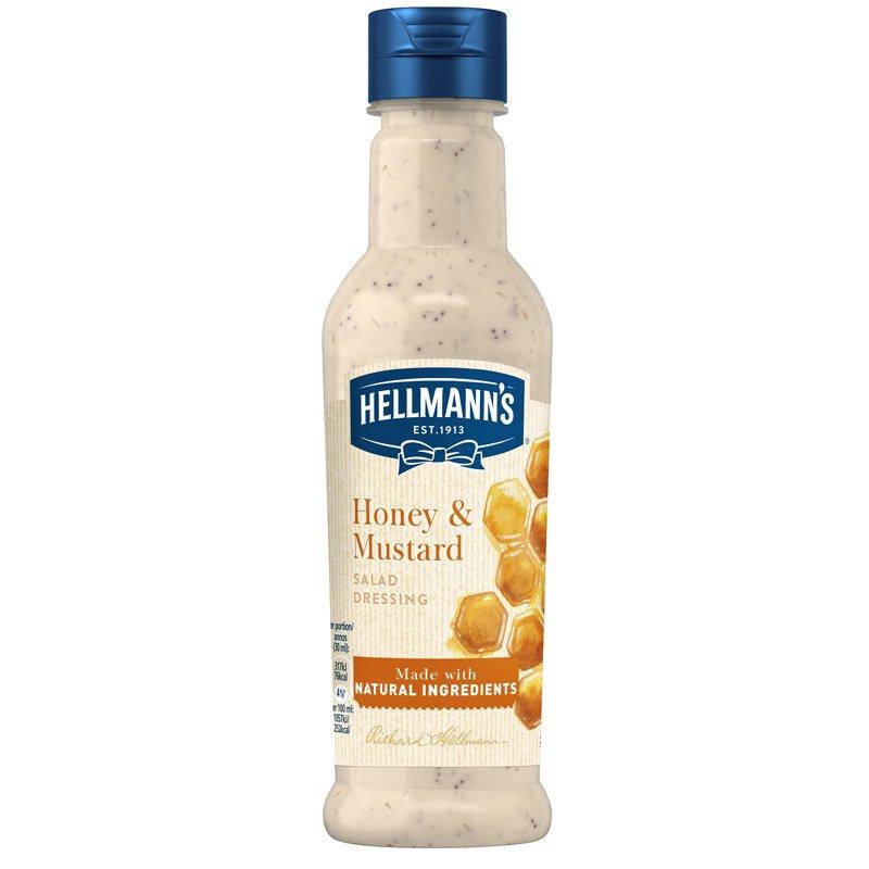 Salladsdressing Honey & Mustard - 95% rabatt