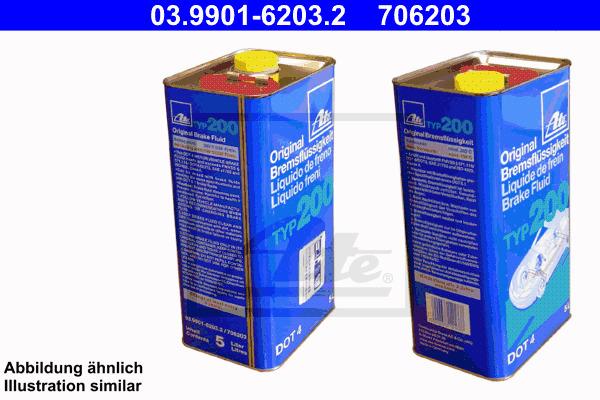 Jarruneste ATE 03.9901-6203.2