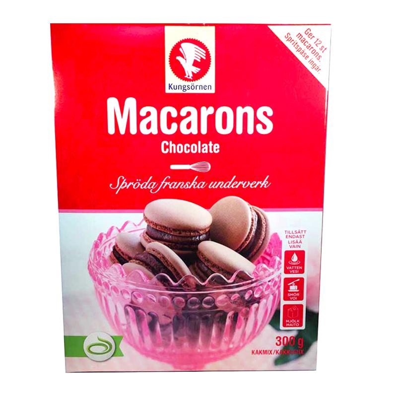 Kakmix Macarons Choklad - 86% rabatt