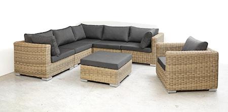 Lazise Lounge set
