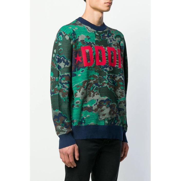 Diesel Men's Sweater Black 312675 - black XS