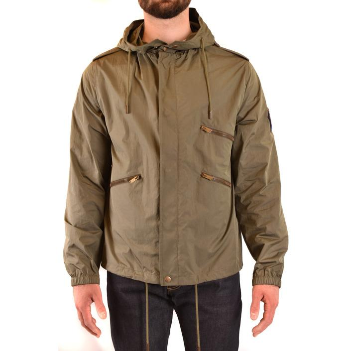 Saint Laurent Men's Blazer Green 203287 - green 48