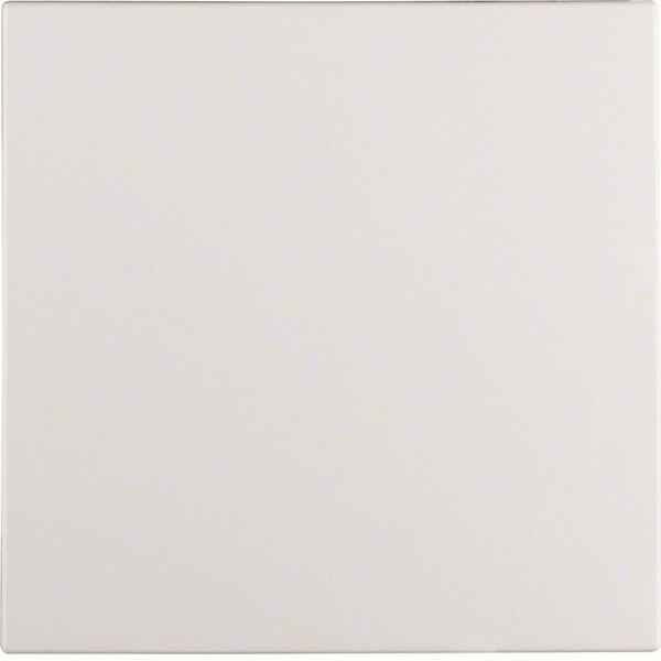 Hager 16201909 Vipu IP20, halogeeniton Valkoinen, ilman vaihdettavaa linssiä