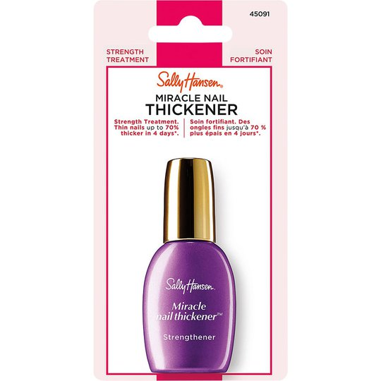 Complete Care Miracle Nail Thickener, 13 ml Sally Hansen Kynsien hoito