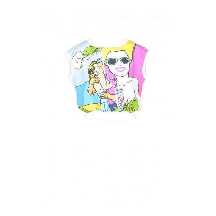 Boutique Moschino Women's Sweatshirt Multicolor 171903 - multicolor 38