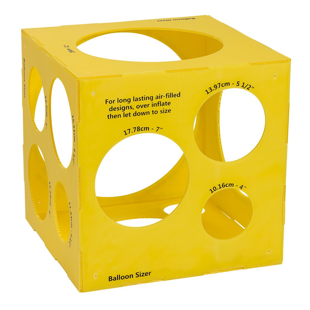Ballongformare Box