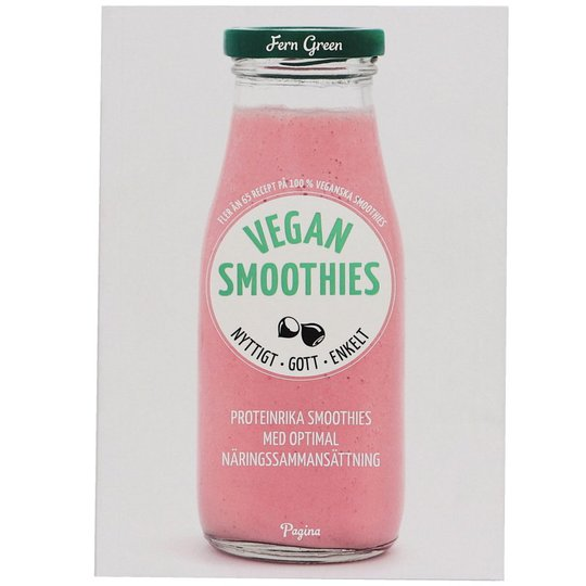 Vegan Smoothies - 51% rabatt