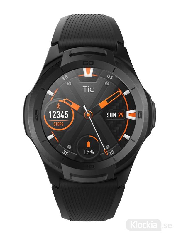Smartwatch TicWatch S2 Midnight