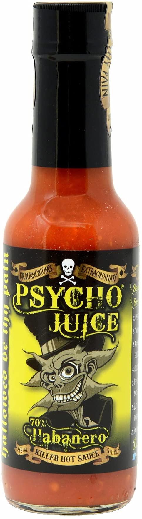 Psycho Juice 70% Habanero 148ml