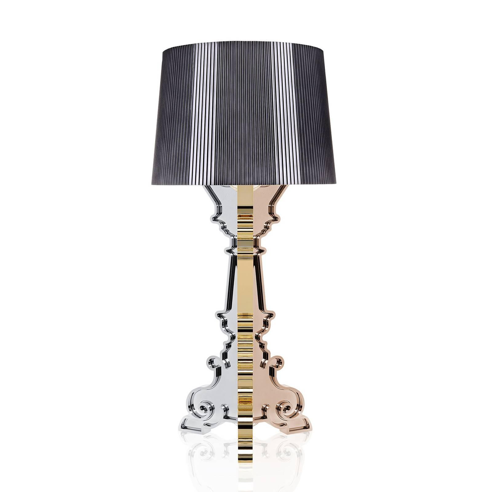 Kartell Bourgie -LED-pöytälamppu, monivärinen