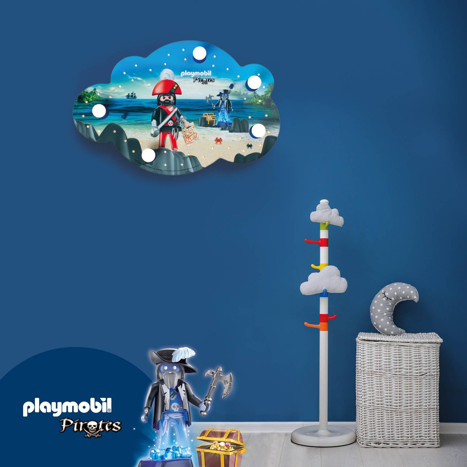 Taklampe bildesky PLAYMOBIL Pirates