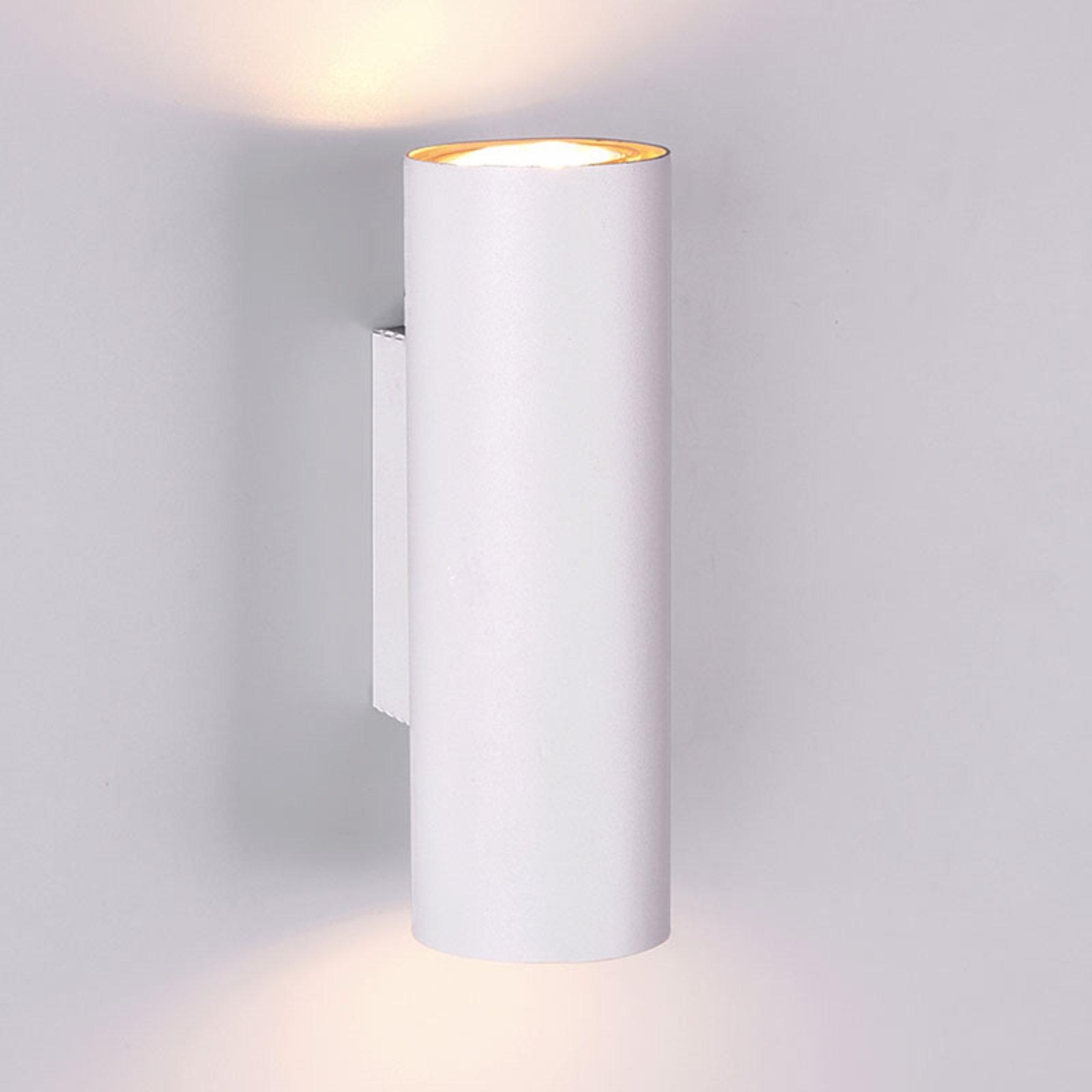 Vegglampe Marley i hvitt