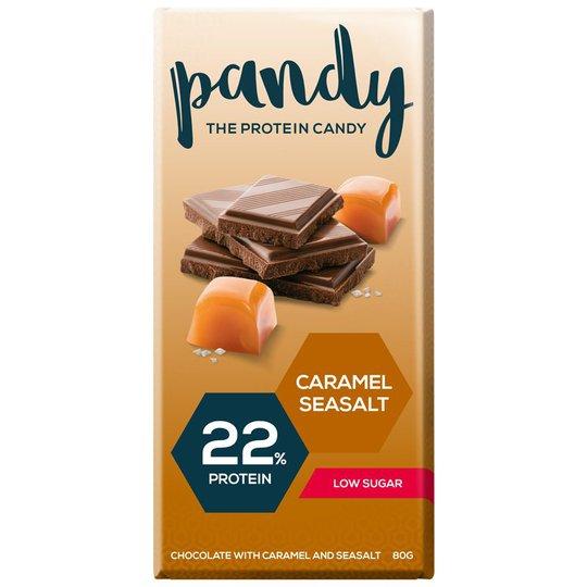 "Suklaalevy ""Caramel Seasalt"" 80g - 49% alennus"