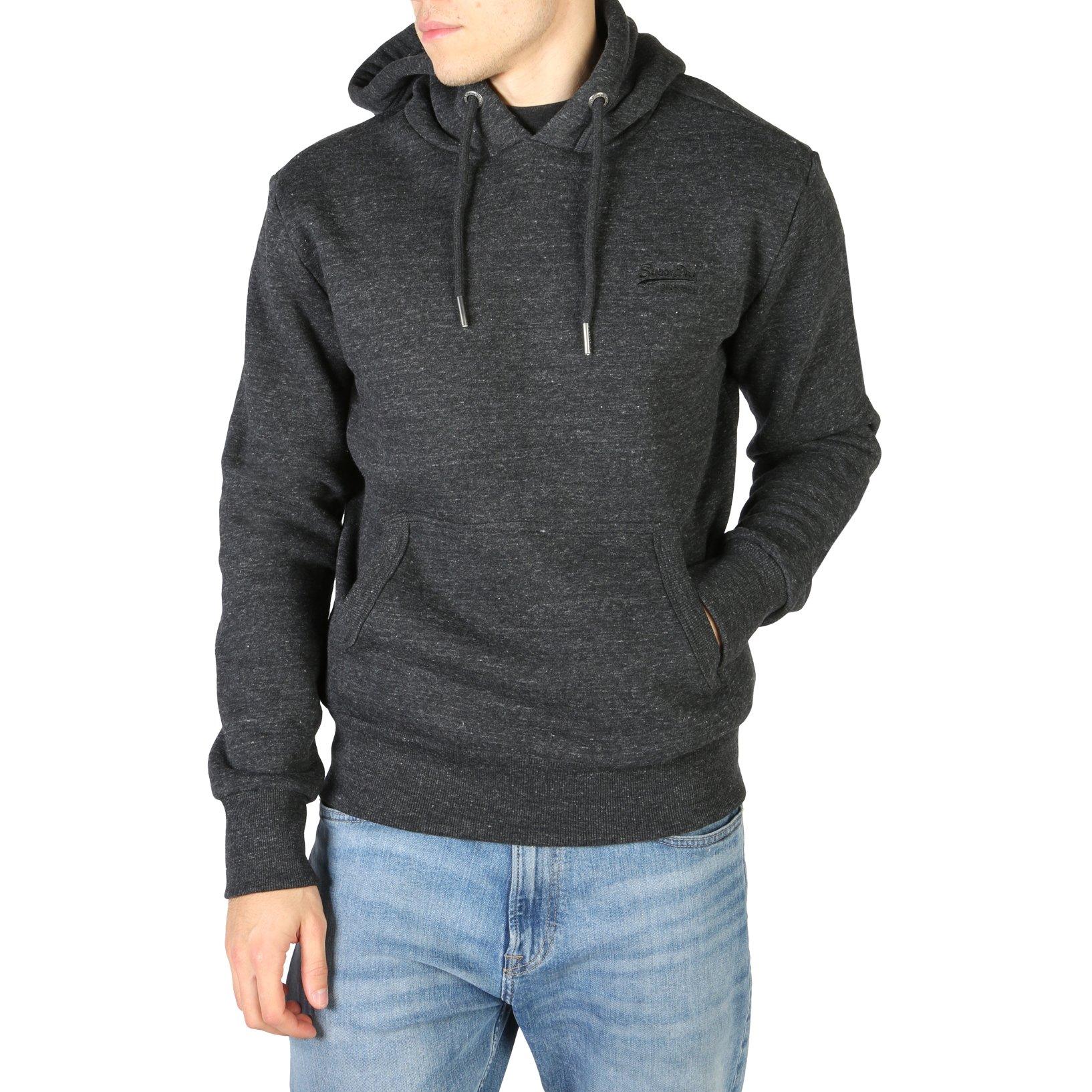 Superdry Men's Sweatshirt Various Colours M2010265A - grey S