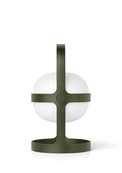 Rosendahl - Soft Spot Solar Lantern Medium - Olive Green (26311)