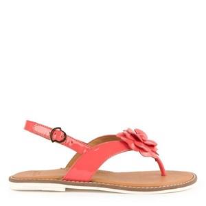 Moncler Flower Detail Sandal Röd 31 EU