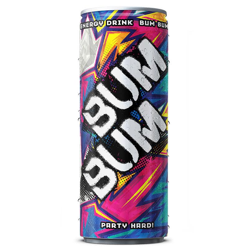 Bum Bum Energy Drink 25cl