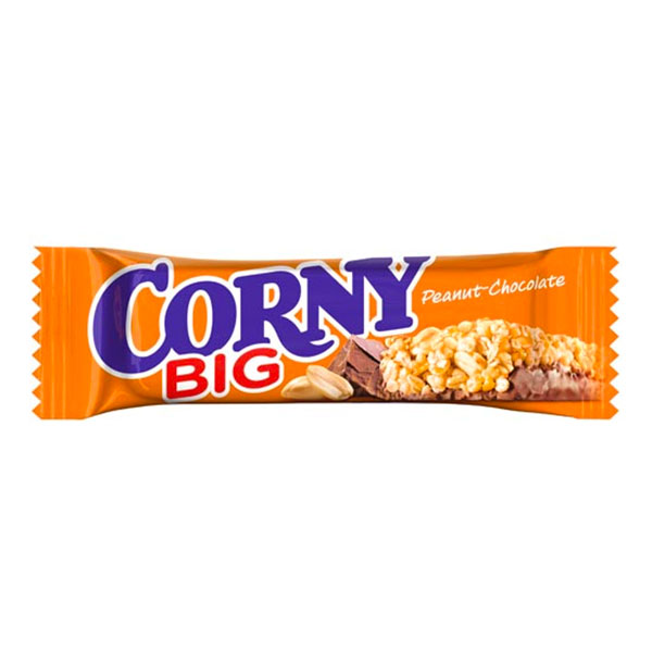 Corny Big Jordnöt - 1-pack