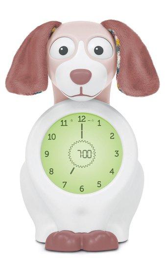 Hunden Davy- Sovehjelp Med Nattlampe, Rosa