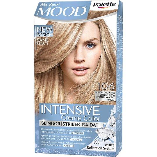 Mood Haircolor 106 Highlights X-Tra, MOOD Hiusvärit