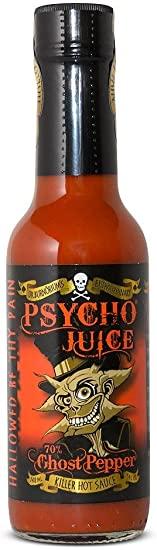 Psycho Juice 70% Ghost Pepper 148ml