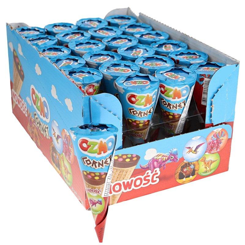 Chokladstrut Med Dragéer 24-pack - 37% rabatt