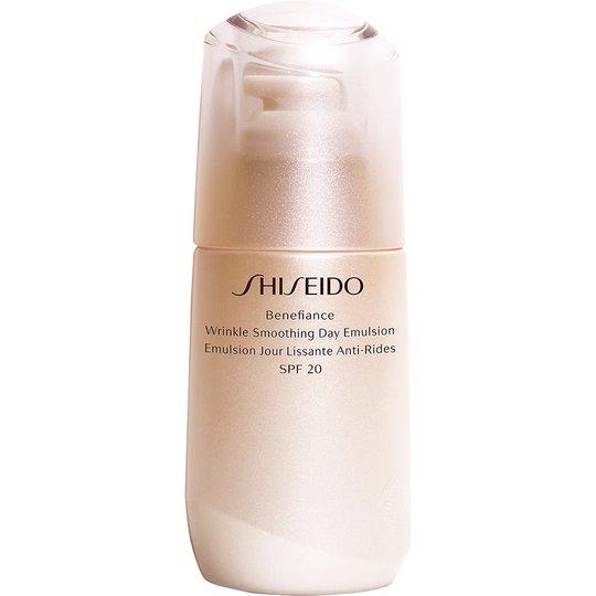 Benefiance Wrinkle Smoothing Day Emulsion, 75 ml Shiseido Päivävoiteet