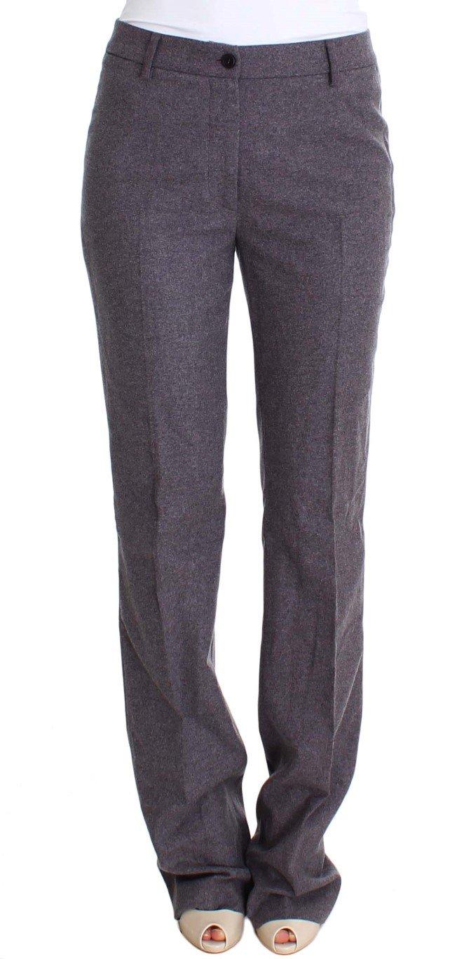 Ermanno Scervino Women's Trouser Purple SIG30372 - IT44|L